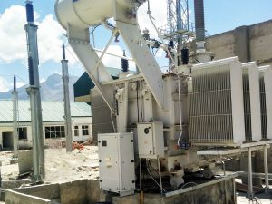 Oil dryout system with Cartridge Series at PGCIL-Drass, Ladakh