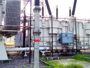 Transformer dry out system Installed at PGCIL-Sohawal, Uttar Pradesh
