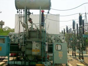 LTC Filtration System installed at BHEL,Trichy