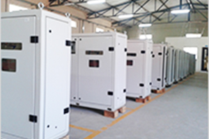 PTss manufacturing unit infrastructure