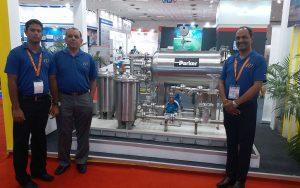TOC Turbine Lubrication oil coalescing system