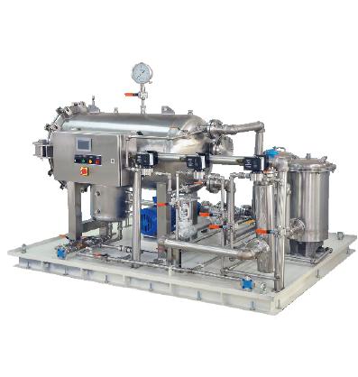 Turbine Lubrication Oil Coalescing System